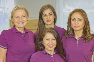Team Dr. Ulrike Brockmann